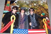 Jonas Brothers Signed Autograph Parade Candid New Photo