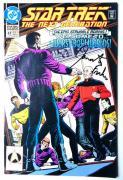 Jonathan Frakes Signed Autographed Comic Book Star Trek TNG Riker JSA QQ36848