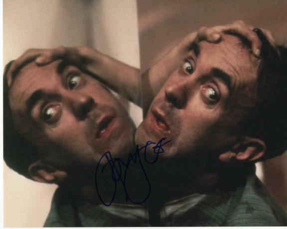 Jonathan Pryce Signed Autograph 8x10 Photo - Taboo, The Two Popes, Brazil
