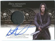 Jonathan Rhys Meyers Mortal Instruments City Bones Wardrobe Variant AUTOGRAPH