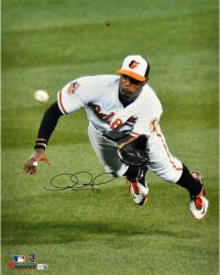 Adam Jones Signed Photo - 16x20