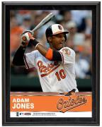 """Adam Jones Baltimore Orioles Sublimated 10.5"""" x 13"""" Plaque"""