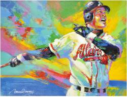 Jones, Chipper (2002 Fanfest) Original (artist Signed)