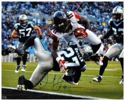 "Julio Jones Atlanta Falcons Autographed 16"" x 20"" Photograph"
