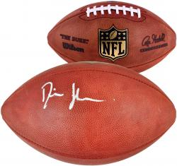 Dion Jordan Miami Dolphins Autographed Football