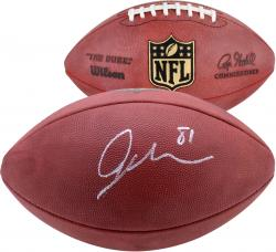 Jordan Matthews Philadelphia Eagles Autographed Duke Pro Football
