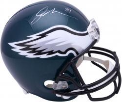 Jordan Matthews Philadelphia Eagles Autographed Riddell Replica Helmet