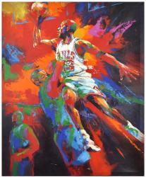Michael Jordan Original Artwork