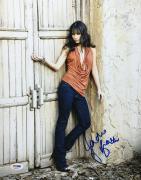 Jordana Brewster Signed 11x14 Photo *Model *Actress PSA AF61743