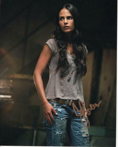 Jordana Brewster Signed Autograph 8x10 Photo - Mia Toretto Fast And The Furious