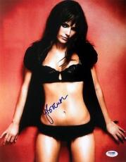 JORDANA BREWSTER SIGNED AUTOGRAPHED 11x14 PHOTO MIA FAST AND FURIOUS PSA/DNA