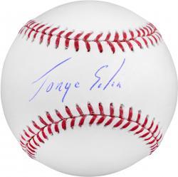 Jorge Soler Chicago Cubs Autographed Baseball