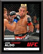 "Jose Aldo Ultimate Fighting Championship 10.5"" x 13"" Sublimated Plaque"