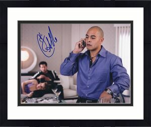 Jose Pablo Cantillo The Walking Dead Caesar Martinez Signed 8x10 Photo w/COA #1