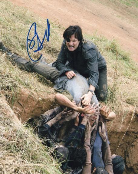 Jose Pablo Cantillo The Walking Dead Caesar Martinez Signed 8x10 Photo w/COA #14