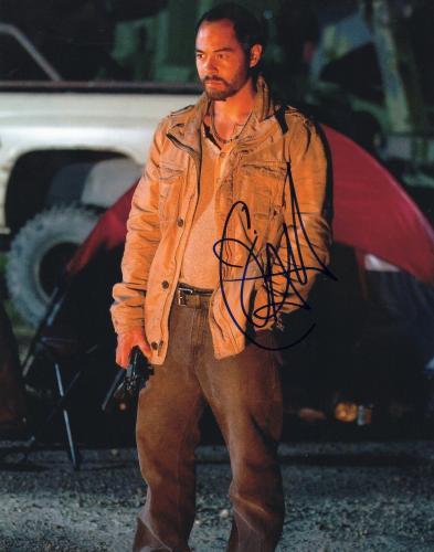 Jose Pablo Cantillo The Walking Dead Caesar Martinez Signed 8x10 Photo w/COA #15