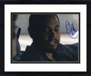 Jose Pablo Cantillo The Walking Dead Caesar Martinez Signed 8x10 Photo w/COA #2