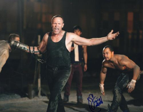 Jose Pablo Cantillo The Walking Dead Caesar Martinez Signed 8x10 Photo w/COA #3