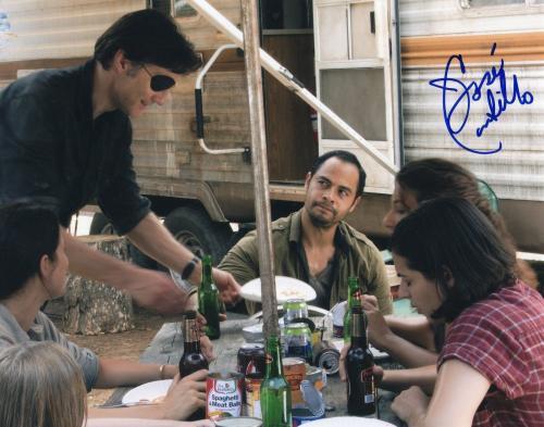 Jose Pablo Cantillo The Walking Dead Caesar Martinez Signed 8x10 Photo w/COA #4