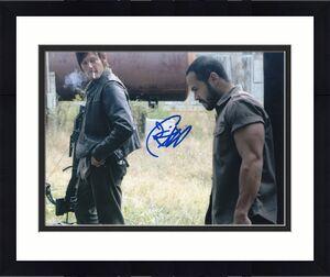 Jose Pablo Cantillo The Walking Dead Caesar Martinez Signed 8x10 Photo w/COA #5