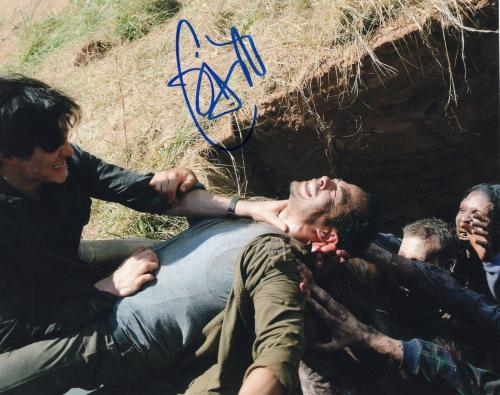 Jose Pablo Cantillo The Walking Dead Caesar Martinez Signed 8x10 Photo w/COA #6
