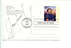 Josefina Scaglione West Side Story Tony Award Nominee Signed Autograph FDC