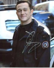 JOSEPH GORDON LEVITT signed *THE DARK KNIGHT RISES* 8x10 photo Robin W/COA #1