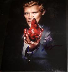 Joseph Morgan Signed Autograph New Season Vampire Diaries Blood Promo 8x10 Photo
