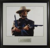 JOSEY WALES Clint Eastwood 16x20 Photo Framed