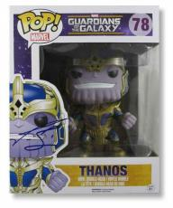 Josh Brolin Guardians of the Galaxy Thanos Pop Doll Autographed Signed PSA/DNA