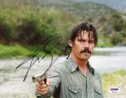 Josh Brolin No Country For Old Men Signed 8X10 Photo PSA/DNA #T51275