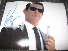JOSH BROLIN SIGNED AUTOGRAPH 8x10 PHOTO MEN IN BLACK 3 AGENT K WILL SMITH COA B