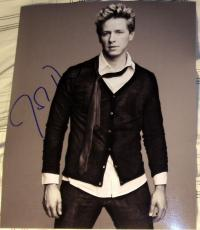 """Josh Dallas Signed Autograph """"once Upon A Time"""" Sexy Casual Suit Stud Photo Coa"""