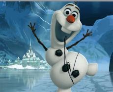 Josh Gad Signed Autographed 8x10 Photo Frozen Olaf Ice Age COA VD