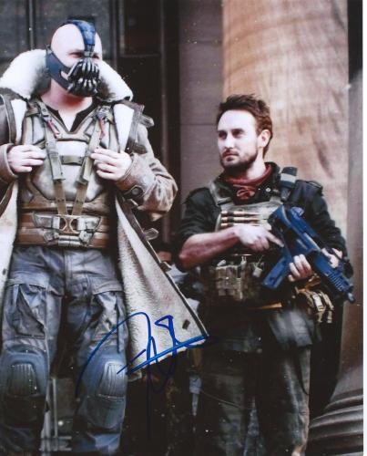 Autographed Josh Stewart Photo - The Dark Knight Rises 8x10 Bane Henchman