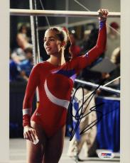 Josie Loren SIGNED 8x10 Photo Kaylie Cruz Make It Break It PSA/DNA AUTOGRAPHED