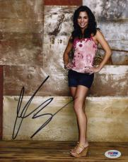 Josie Loren SIGNED 8x10 Photo The Mentalist Make It Break It PSA/DNA AUTOGRAPHED