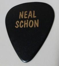 Journey Neal Schon Vacations Over 98 Guitar Pick Rare Authentic