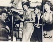 Joyce Randolph The Honeymooners Trixie Norton Signed Autograph Photo