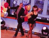 J.R. MARTINEZ  DANCING WITH THE STARS   ACTION SIGNED 8x10
