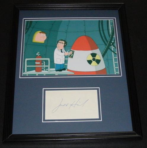 Judd Hirsch Signed Framed 11x14 Photo Display Family Guy