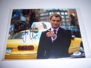 Jude Law Sherlock Holmes.actor Jsa/coa Signed 8x10 Photo