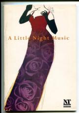 Judi Dench Sian Phillips Stephen Sondheim A Little Night Music British Playbill