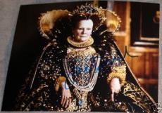 "Judi Dench Signed Autograph Rare ""the Queen"" 8x10 Photo"