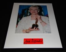 Judi Dench Signed Framed 11x14 Photo Display James Bond D