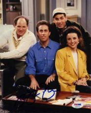 Julia Louis-Dreyfus Seinfeld Autographed Signed 8x10 Photo Certified PSA/DNA COA