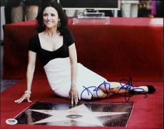 Julia Louis-dreyfus Seinfeld Signed 11x14 Photo Psa/dna #s80533