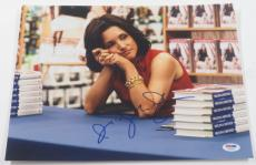 Julia Louis-dreyfus Signed 11x14 Photo Veep Seinfeld Authentic Autograph Psa B