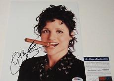 Julia Louis-dreyfus 'veep''seinfeld'  Signed 8x10 Photo Psa/dna Coa V73938