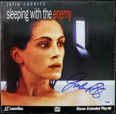 Julia Roberts Sleeping With The Enemy Signed Laserdisc Cover PSA/DNA #J00686